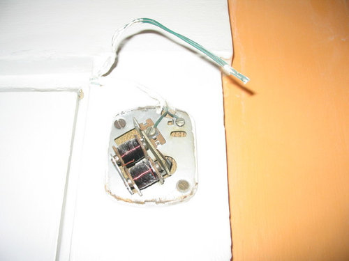 tracing doorbell wires behind wall rh houzz com In-Wall Stereo Wiring Wall Switch Wiring Diagram