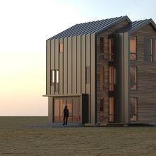 Pre-fab Home Concept
