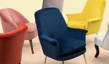 Colorful Accent Seating
