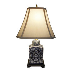 Asian Table Lamps | Houzz