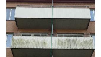 Fasadtvätt