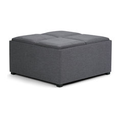 Prime 50 Most Popular Upholstered Ottoman Coffee Table For 2019 Gmtry Best Dining Table And Chair Ideas Images Gmtryco