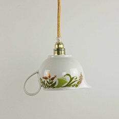 - Lieselotte Porzellan-Lampen - Ausgefallene Lampen
