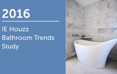 2016 IE Houzz Bathroom Trends Study