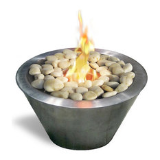 Anywhere Fireplace - Oasis Ventless Bioethanol Fireplace - Fire Pits