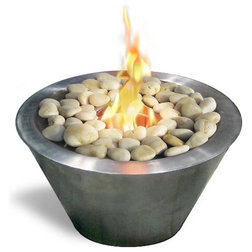 Contemporary Fire Pits by The Elite Home