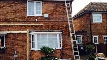 New Porch & Canopy – Bilston, Wolverhampton