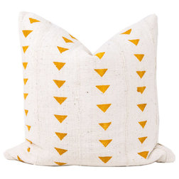Scandinavian Decorative Pillows by Bryar Wolf
