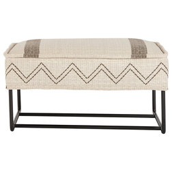 Industrial Footstools And Ottomans by A.R.T. Home Furnishings