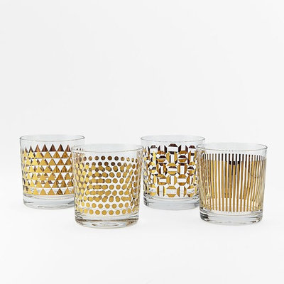 Contemporary Everyday Glasses by West Elm