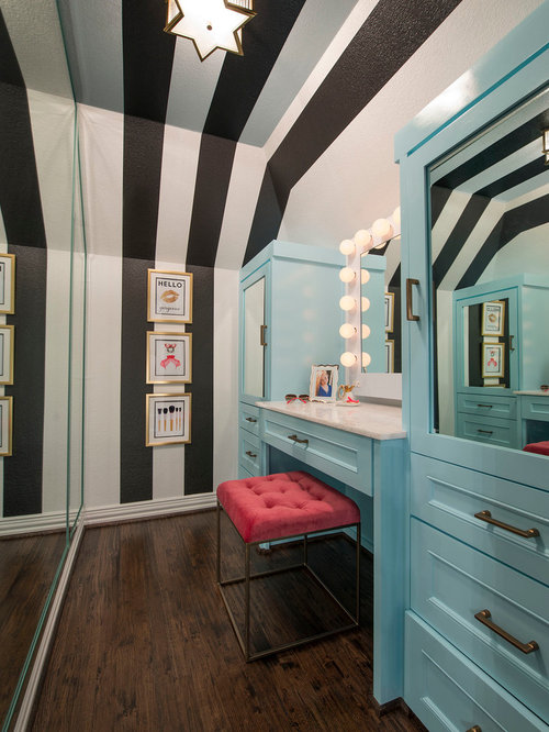 kate spade-inspired tween bedroom
