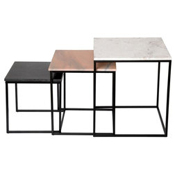 Contemporary Coffee Table Sets by A.U Maison