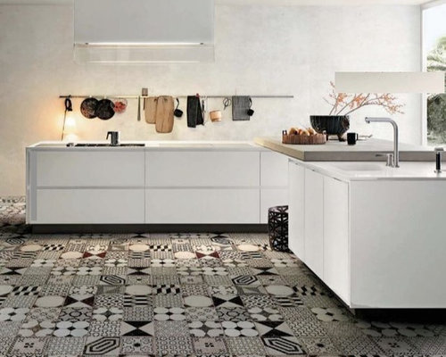 Contemporary Floor Tiles