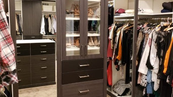 Storage & Closet Designs