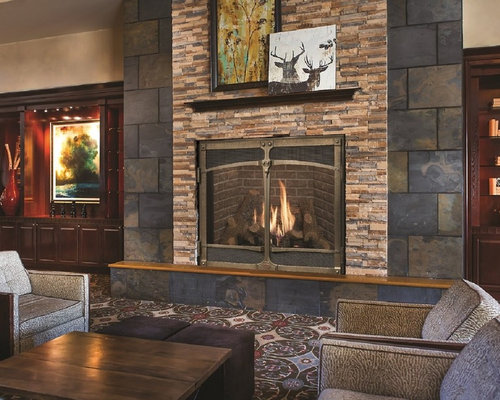 GreenSmart Gas Fireplaces - Landscape