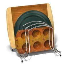 Vertical Kitchen Storage Rack