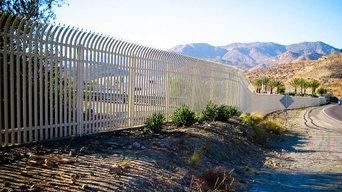 Impasse Fence Photos