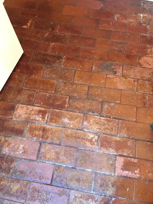 Interior Brick Floors