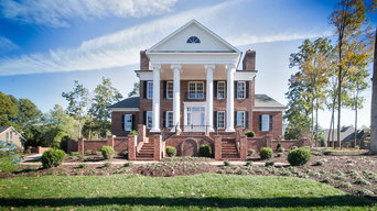 Colonial Design with Modern Finishes in Burlington, NC