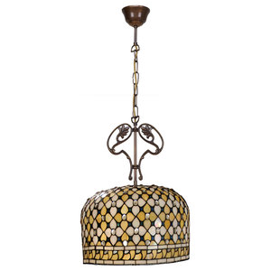 Queen Series Pendant Light, With Scroll