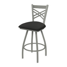 XL 820 Catalina 30-inch Swivel Bar Stool With Canter Iron Seat