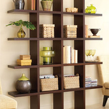 Modern Bookcases by organize.com