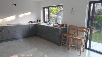 Kitchen & Living Space Refurbishment