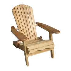 merry products foldable adirondack chair kit adirondack chairs beach style patio furniture