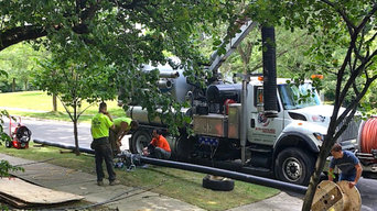 Trenchless Sewer Replacement, Shaker Heights