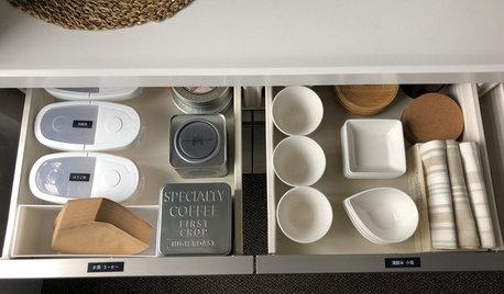 すっきり使いやすい食器収納とは?