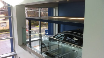 Car lift elevator PhantomPark by American Custom Lifts