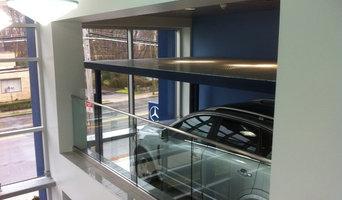 Car lift elevator PhantomPark by American Custom Lifts