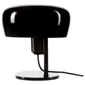 Formagenda Coppola Table Lamp, Black and White