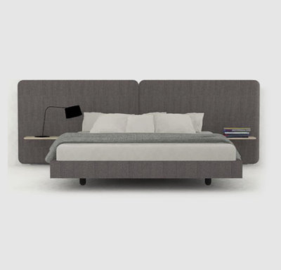Contemporary Beds by GRAFUNKT