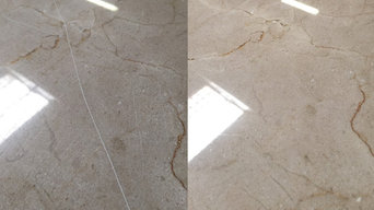 Scratch Removal; Marble