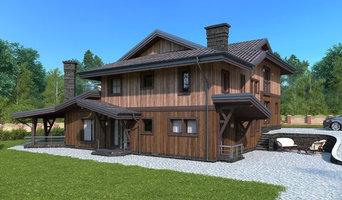 Дом Абрамцево