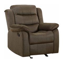 Modern Recliner Chairs Houzz