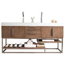 Contemporary Bathroom Vanities And Sink Consoles by James Martin Furniture