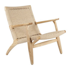 Stilnovo - The Sungar Armchair, Natural - Armchairs and Accent Chairs