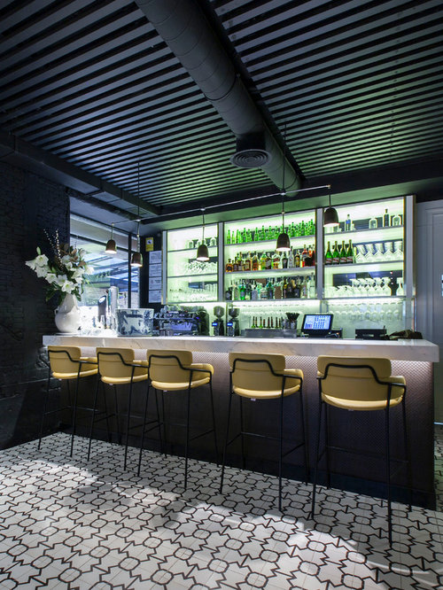 Proyecto de madrid in love estudio restaurante random - Random restaurante madrid ...