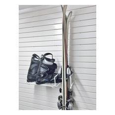Ski Storage in Garageflex Sports Equipment Storage