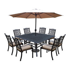 11-Pc Patio Dining Set