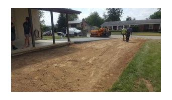 Residential Driveway Paving in Greeneville, TN