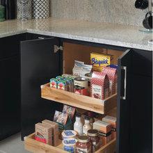 Kitchen Cabinets Organizations
