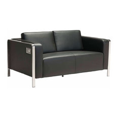 Thor Loveseat, Black