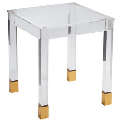 Contemporary Side Tables And End Tables by Best Home Fashion
