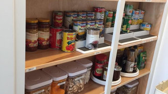 Pantry Perfect ( 3 clients)