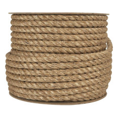 "AAMSTRAND ROPE/TWINE - Aamstrand Rope/Twine Manila Rope, 5/8""x120' - Tools and Equipment"