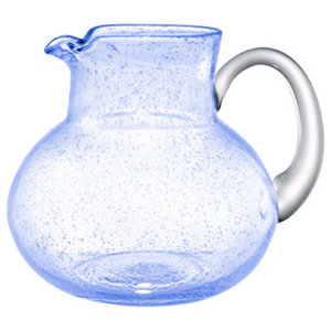 Bellini Small Glass Pitcher   Contemporary   Pitchers   By ...
