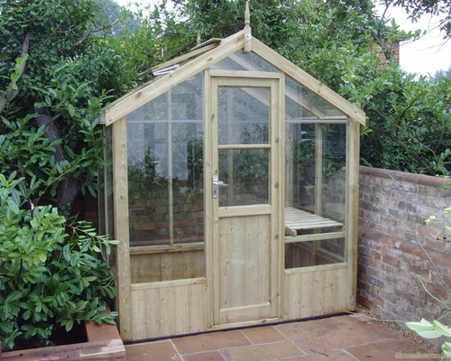 swallow kingfisher 6ft x 4ft wooden greenhouse - Garden Sheds 6ft By 4ft